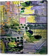 The City 2 Canvas Print