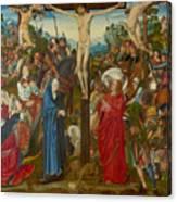 The Crucifixion Canvas Print