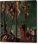 The Crucifixion Canvas Print