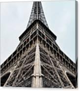 The Eiffel Tower In Paris Canvas Print
