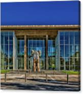 The Fort Worth Modern Art Museum Canvas Print