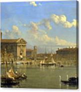The Giudecca. Venice  Canvas Print
