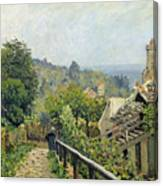 The Heights At Marly Canvas Print