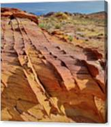 The Many Colors Of Valley Of Fire Canvas Print