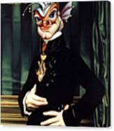 The Marquis De Piscatorum Canvas Print