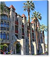 The Mission Inn  Canvas Print