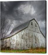 The Old Barn Canvas Print