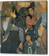 The Origins Of The Modern In Basque Canvas Print