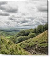 The Peak District Canvas Print