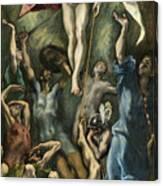 The Resurrection Canvas Print