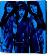 The Ronettes Collection Canvas Print