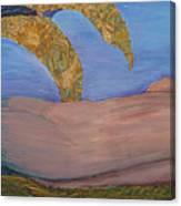 The Sea Lover Canvas Print