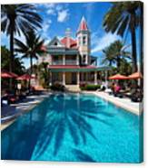 The Southernmost House Canvas Print