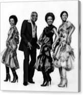 The Staple Singers Collection Canvas Print