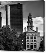 The Tarrant County Courthouse Canvas Print