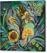 The Tree Of Desires Canvas Print
