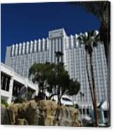 The Tropicana Hotel And Casino, Las Vegas Canvas Print