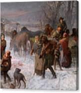 The Underground Railroad Canvas Print