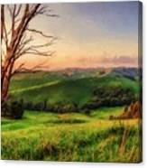 The Valley  Ed1 Canvas Print