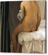 The Valpincon Bather Canvas Print
