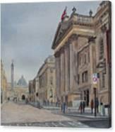 Theatre Royal Newcastle Canvas Print
