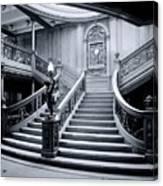 Titanic's Grand Staircase Canvas Print