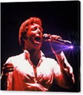 Tom Jones In Concert Canvas Print