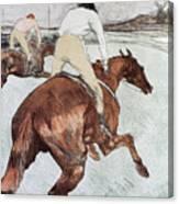 Toulouse-lautrec, 1899 Canvas Print