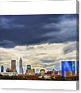 #travel #usa #midwest #indiana Canvas Print