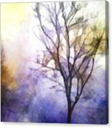 Tree On Vine Canvas Print