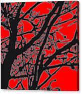 Trees I Canvas Print