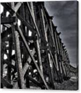 Tressel From The West Canvas Print