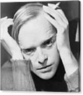 Truman Capote 1924-1984, Southern Canvas Print
