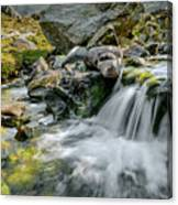 Tryfan In The Ogwen Valley Canvas Print