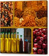 Turkish Delights Canvas Print