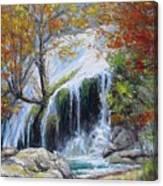 Turner Falls Oklahoma Canvas Print