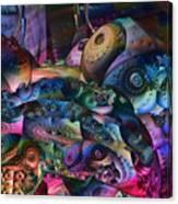 Tw 127 Canvas Print