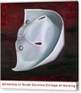 University Of South Carolina College Of Nursing Canvas Print