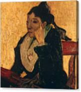 Van Gogh: Larlesienne, 1888 Canvas Print