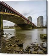 Vauxhall Bridge Canvas Print