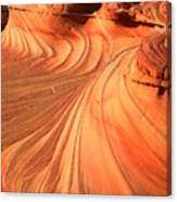 Vermilion Cliffs Dragon Canvas Print