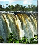 Victoria Falls Canvas Print