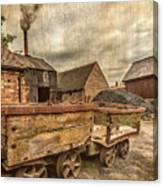 Victorian Colliery Canvas Print