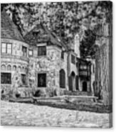 Vikingsholm Castle Lake Tahoe Canvas Print