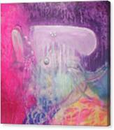 Visions Of Atlantis Canvas Print