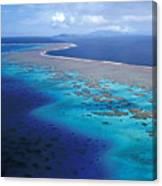 Wakaya Island Aerial Canvas Print