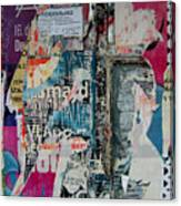 Walls - Favorably Canvas Print