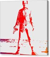 Walter White Aka Heisenberg Canvas Print