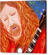 Warren Haynes Canvas Print
