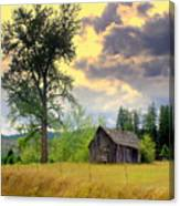 Washington Homestead Canvas Print